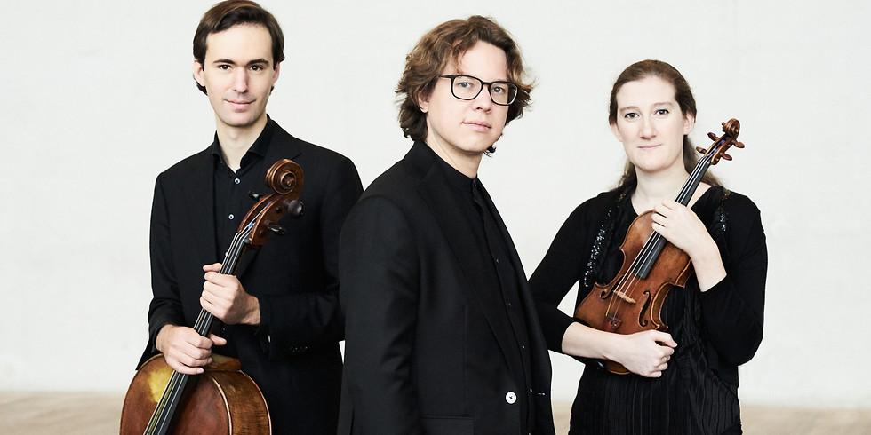 17:00 Van Baerle Trio UITVERKOCHT