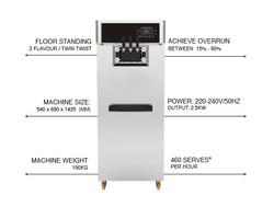 kstar-soft-serve-machine-ks688-specs