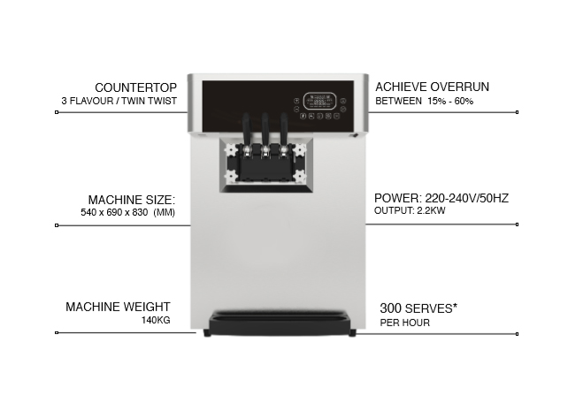 kstar-soft-serve-machine-ks288-specs