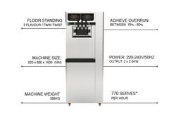 kstar-soft-serve-machine-ks988-specs