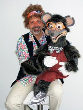 Spectacle de ventriloquie de Victor Vinc