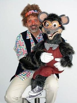 Spectacle de clown ventriloque de Victor