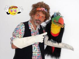 Le Spectacle de ventriloquie de Victor V