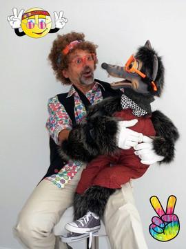 Spectacle de ventriloquie par Victor Vin