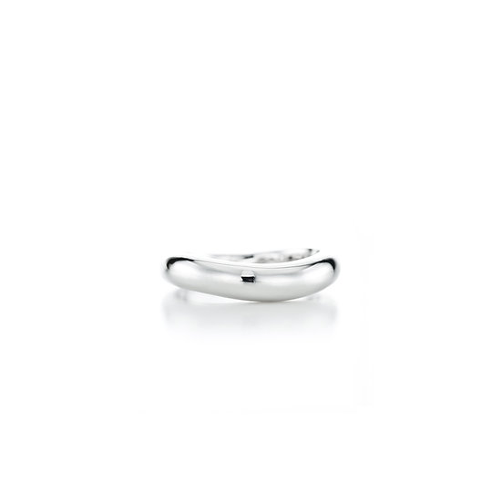 Love Moment Bold Silver Ring
