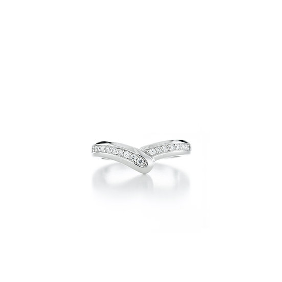 Love Moment Close To You Zirconia Silver Ring