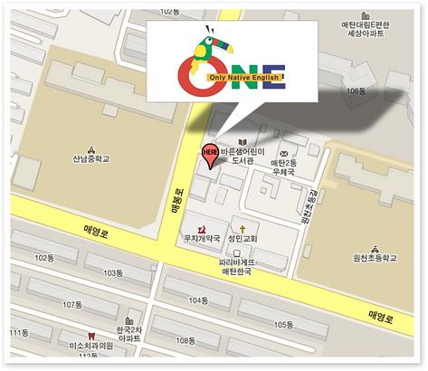 Naver map