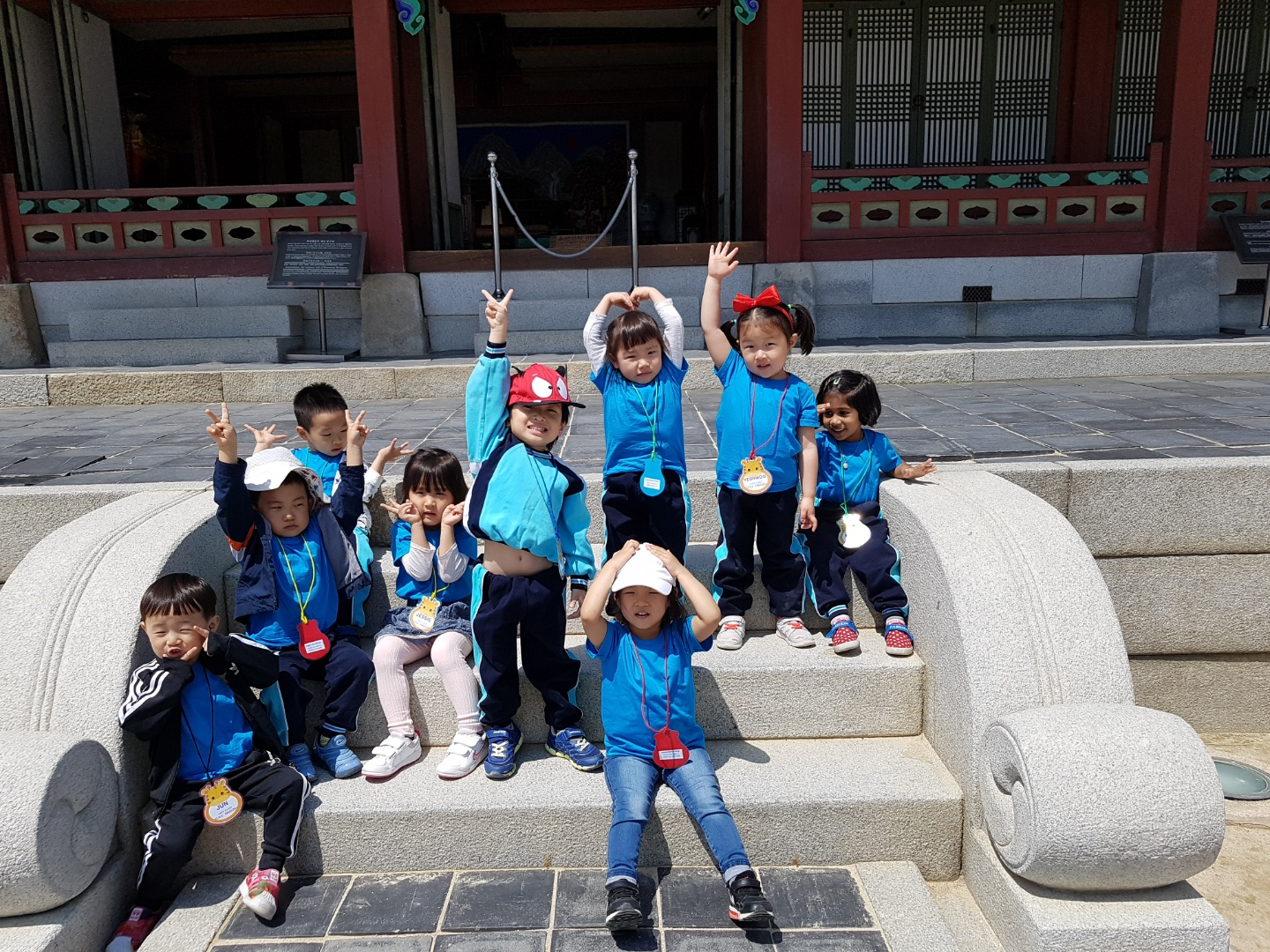 Field trip to Suwon Castle