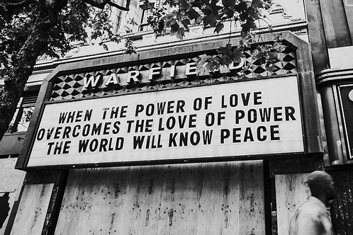 Value The Power Of <3