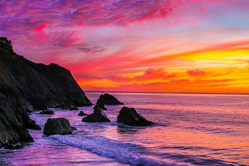 San Fran Cliff Side
