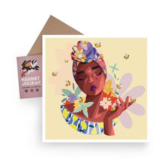 Girl with Bees Print.jpg