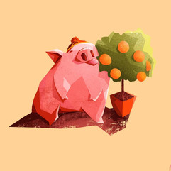 Year of the Pig 3