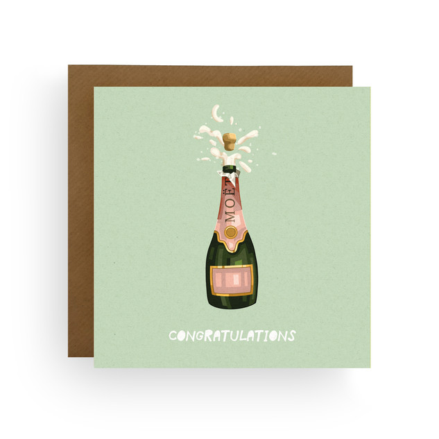 Champagne Congratulations Card.jpg