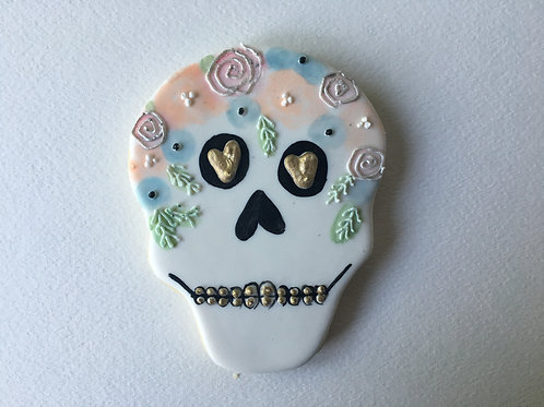Day of the Dead Skull (Calavera)