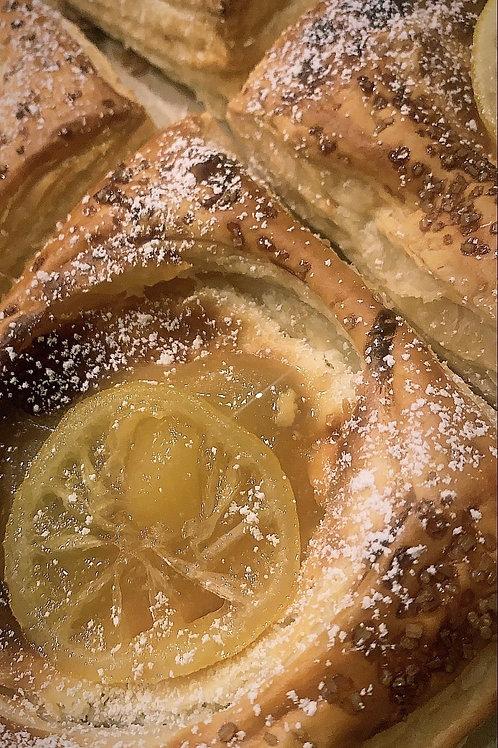 Meyer Lemon Danish
