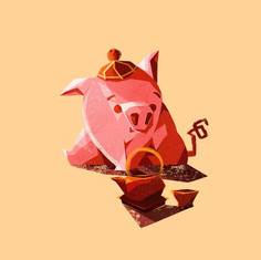 Year of the Pig 2