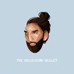Millenial Mullet