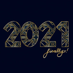 2021 finally!
