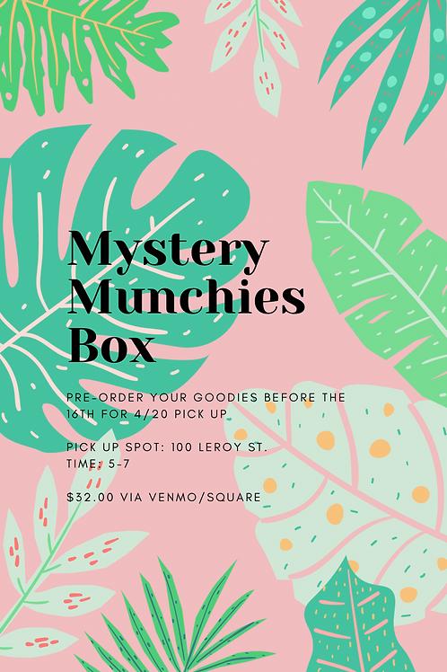 Mystery Munchies Box