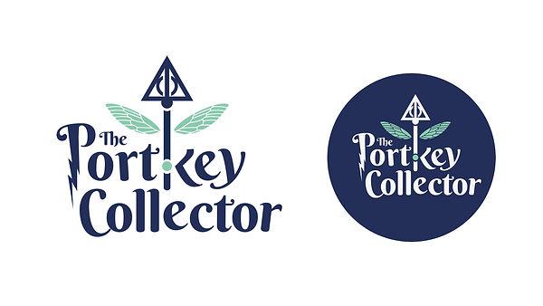 Portkey Collector - Main Logo