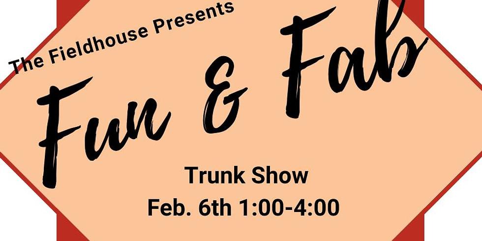 Fun & Fab Trunk Show