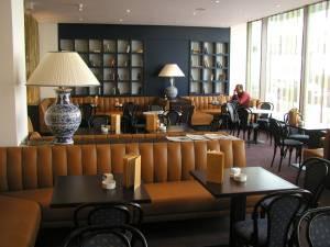 Rekonstrukce interiéru Hotelu **** Diplomat Praha