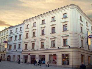 Obchodní dům C&A, rekonstrukce s dostavbou domů Starobrněnská 2-4, 6, 8 v Brně