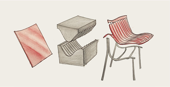 the pleats chair _ sketch-02.jpg