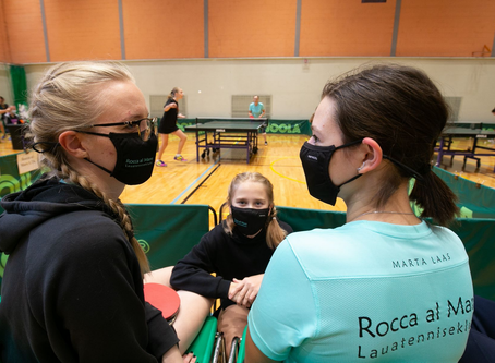 Rocca al Mare LTK naiskonna esimene võistluspäev
