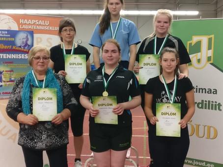 Eestimaa Spordiliit JÕUD / Haapsalu GP finaal - Tulemused!