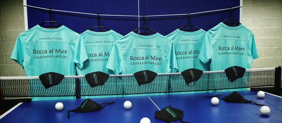 Rocca al Mare LTK naiskond Eesti võistkondlikel MV-l