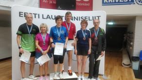 Eesti veteranide MV olid edukad!