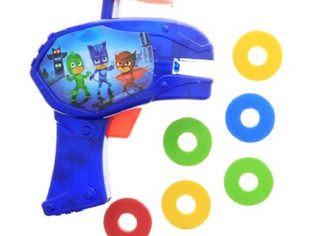 PJ Masks Foam Disc Launcher