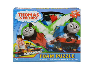 Cardinal Thomas & Friends 25-Pc Floor Foam Puzzle Mat