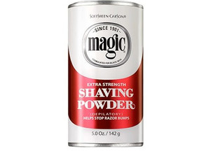Magic Shaving Powder Red 5 Ounce Extra-Strength - 3 Pack