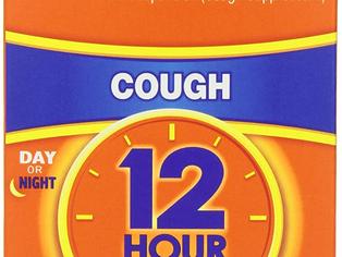 Delsym Adult 12 Hr Cough Relief Liquid, Orange, 15oz