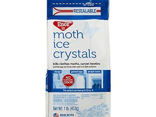 Enoz Moth Crystals 1 Pound - 6 Pack