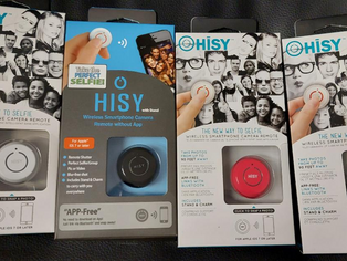HISY, Bluetooth Headset with stand