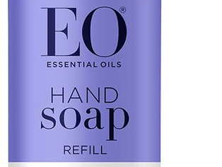 EO Sulfate-Free Moisturizing Hand Soap Refill - French Lavender - 32 Ounces - 2 Count