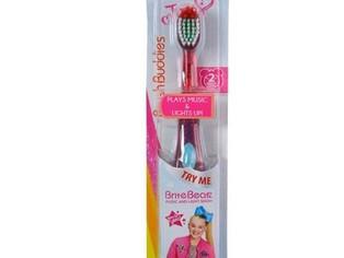 JoJo Siwa Brite Beatz Toothbrush Playing Music & Light Up
