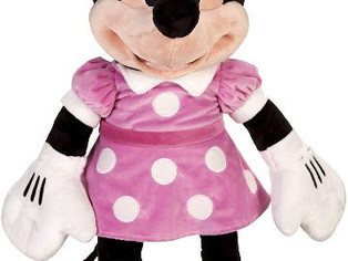 Minnie Mouse Plush Toy Stuffed