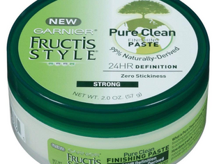 Garnier Fructis Style Pure Clean Finishing Paste 2 oz (Pack of 5)