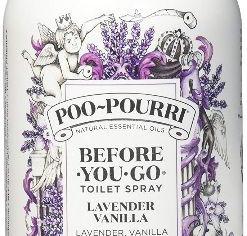 Poo-Pourri Lavender Scent 16 oz. Cream 16 Oz