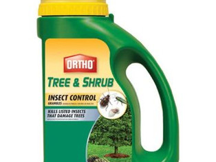 Ortho Tree and Shrub Insect Control Granules, 3.5-Pound