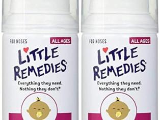 Little Remedies Little Noses Saline Mist - 2 oz - 2 pk