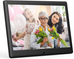 DBPOWER 7 Inch Digital Picture Frame - Upgraded Digital Photo Frame with (16:9) HD IPS Display,