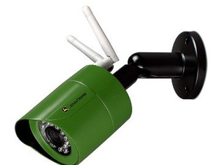 John Deere Wireless Outdoor HD Security Camera
