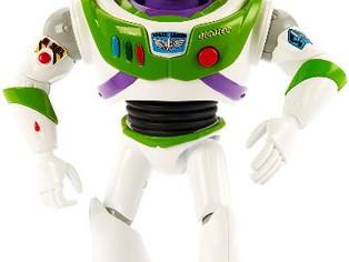 Disney Toy Story Talking Buzz Figure