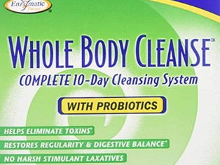 Enzymatic Therapy - Whole Body Cleanse 1 kit