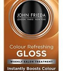 John Frieda Precision Colour Refreshing Gloss for Warm Brunettes, 6 Oz,